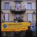 Canal marches – AC !  Clermont Ferrand Séville 2002 -Archives © alain dodeler