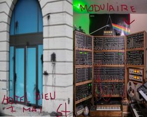hotel dieu modulaire
