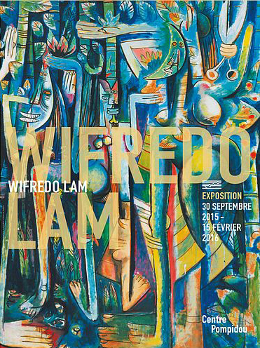 wifredo LAM au centre pompidou (2)