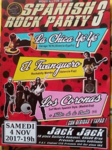 SPANISH ROCK PARTY 3