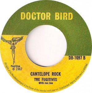 Cantelope Rock