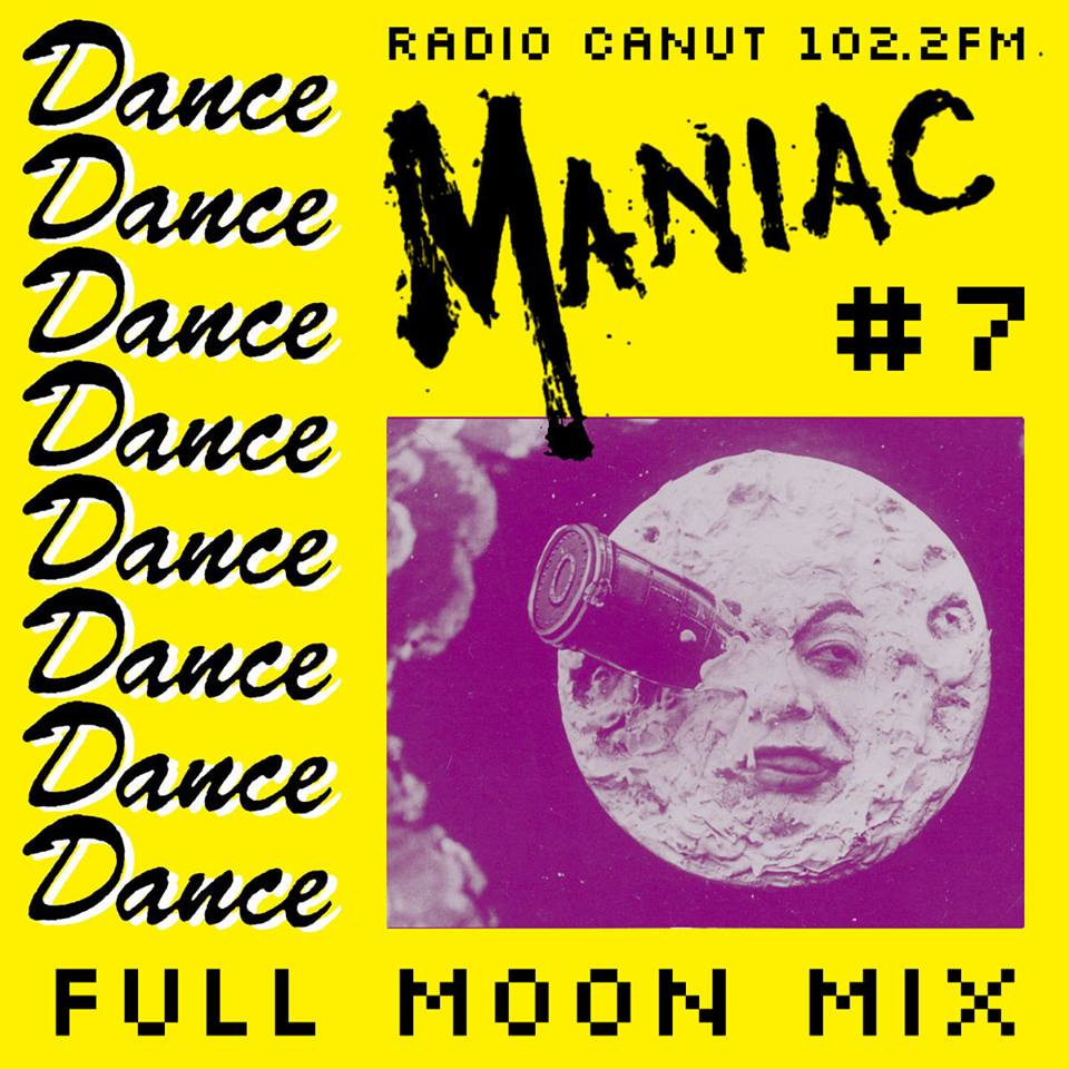 full moon, nuit de pleine lune, dance maniac, dancemaniac, commando koko, radio canut