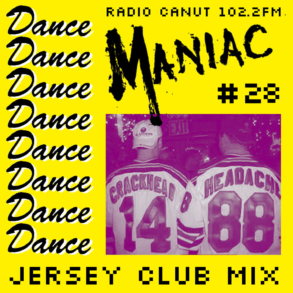 jersey club, bmore, b more, b-more, commando koko, dancemania,