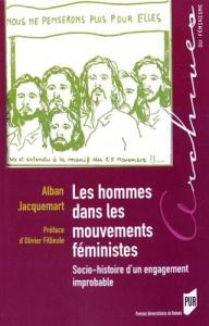 Alban Jacquemart - Les hommes dans les mouvements féministes