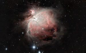 Nébuleuse d'Orion [M42] (Jean-Marc)