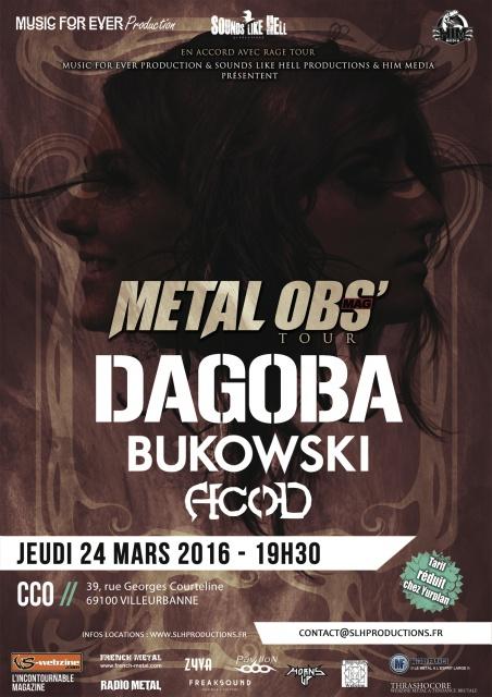 Dagoba - 2016